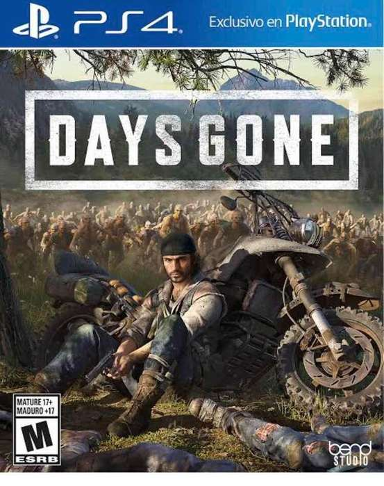 Permuto Days gone juego ps4