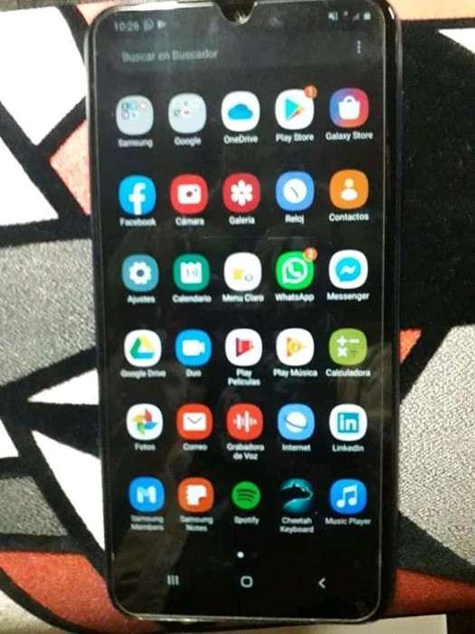 Samsung A10 Libre Funda Templado Permuto