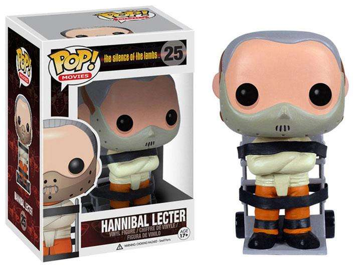 Figura Pop! Movies: Silence Of The Lambs - Hannibal Lecter