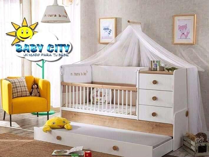 CAMA CUNAS BABY CITY