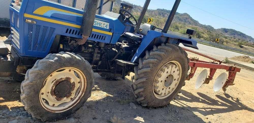 Tractor Agrícola Shangay 4x4.