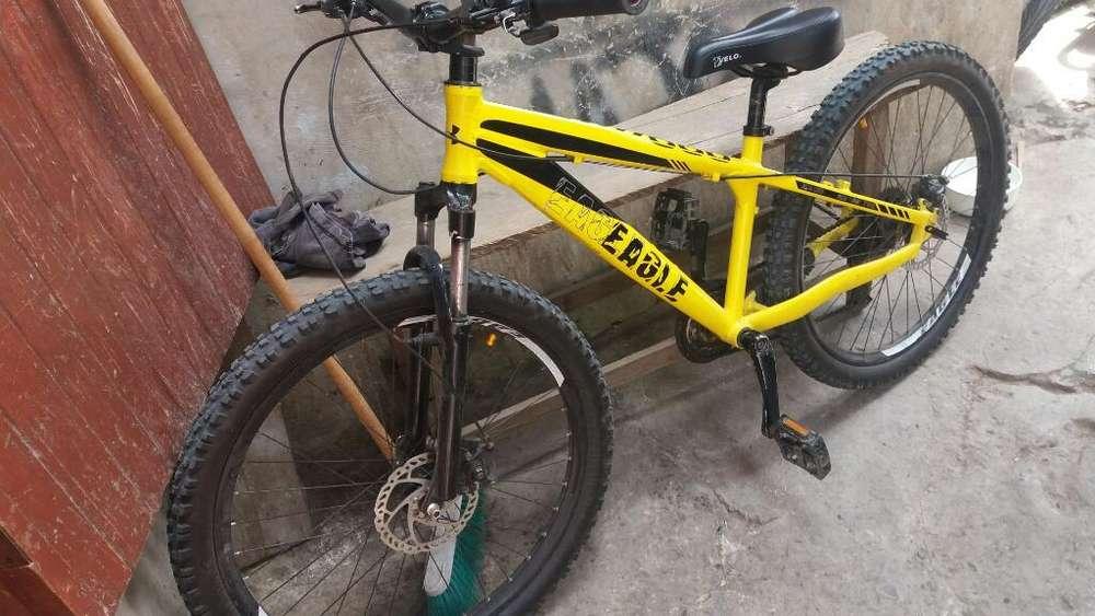 Vendo Bicicleta Eaglea