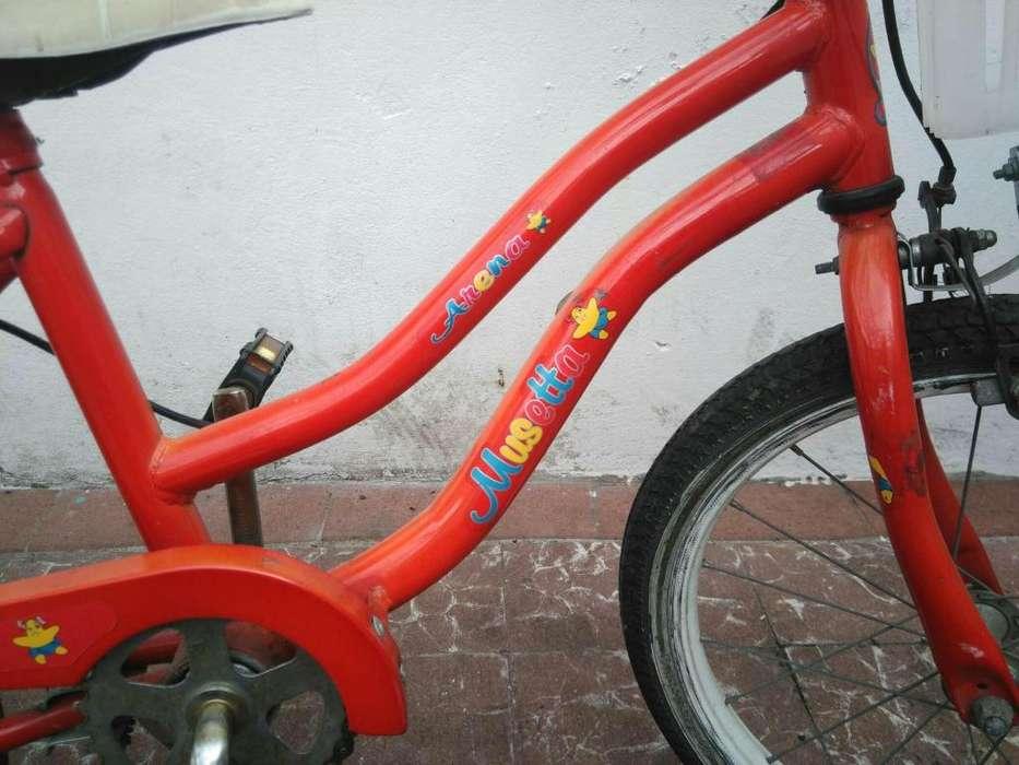 Bicicleta rodado 16(acepto tarjeta)LIQUIDO!!!