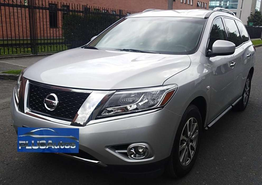 <strong>nissan</strong> Pathfinder 2014 - 73000 km