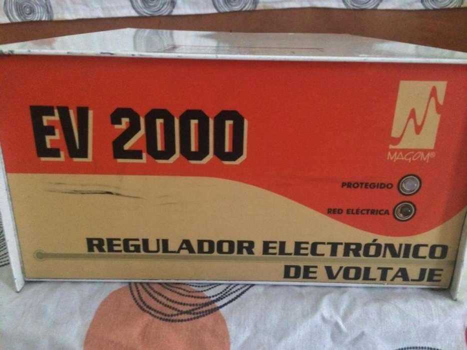 Regulador Electronico MAGOM