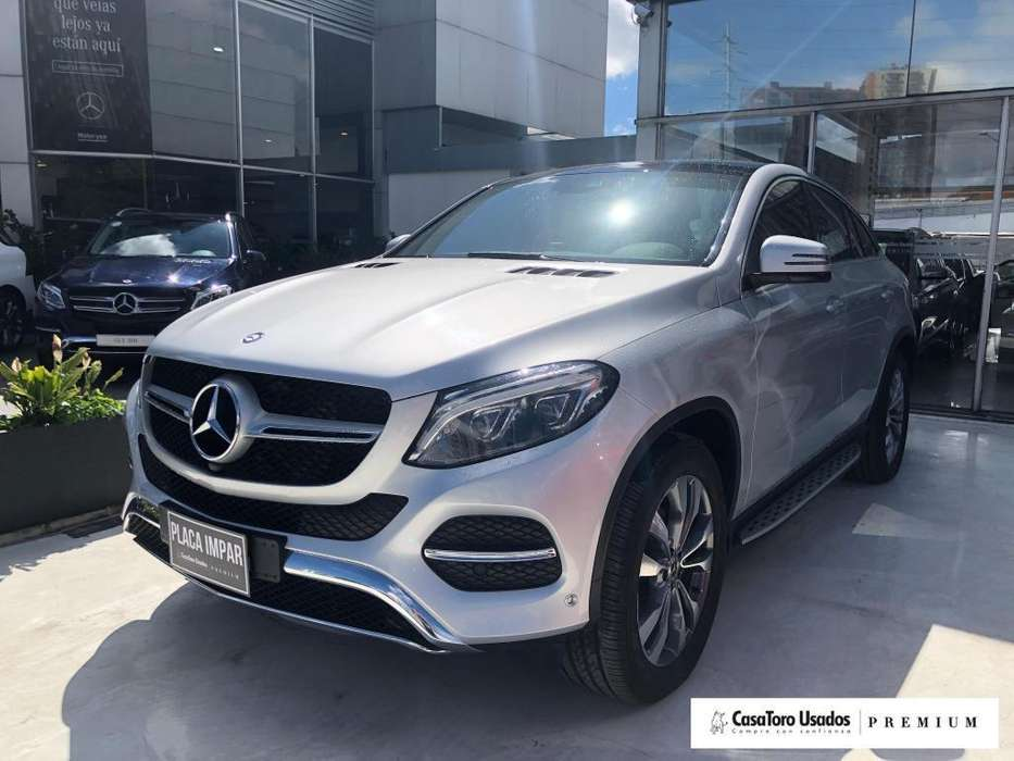 <strong>mercedes-benz</strong> Clase GLE 2017 - 1350 km