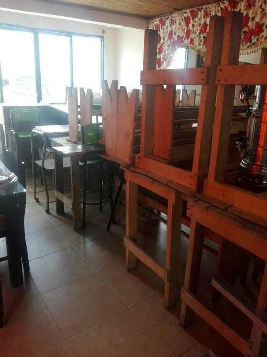 Montage de Asadero Y Restaurante