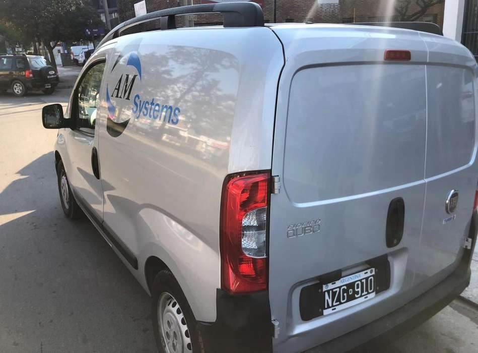 <strong>fiat</strong> Qubo 2014 - 115000 km