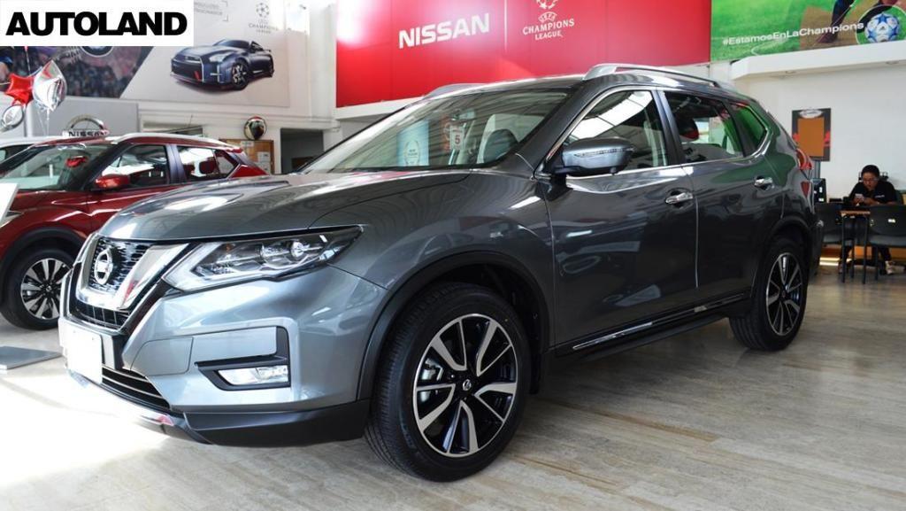 Autoland: Nueva Nissan X Trail, 0 Kilómetros, Año 2019