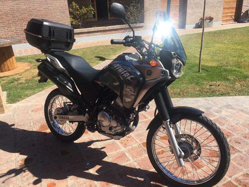 Yamaha Tenere Adventure Modelo 2018 250c