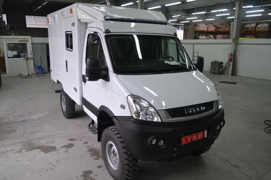 Camión Iveco Daily 2014