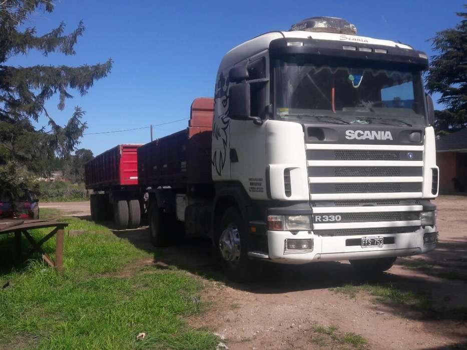 Vendo Scania 330 Volcador