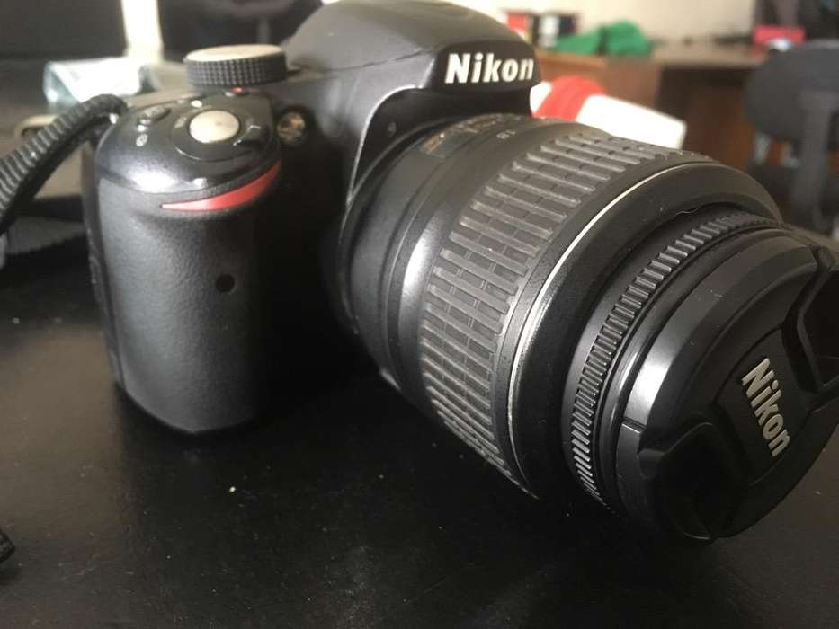 Nikon D3200 Excelente Estado