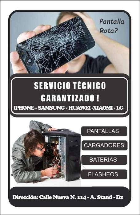 Servicio Técnico Celulares-computadoras