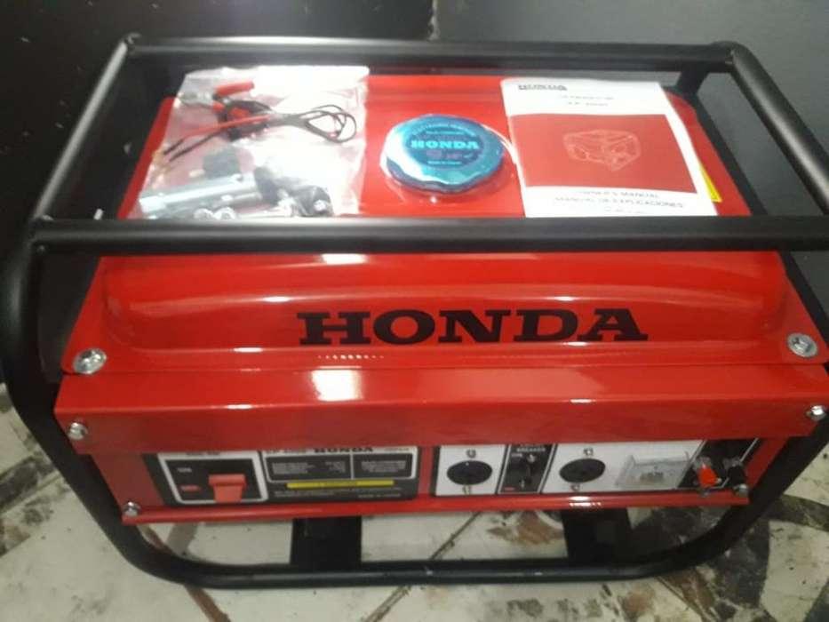 Generador Honda Nuevo sin Uso