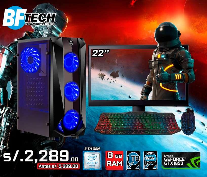 PC GAMING INTEL CORE I7 3TH GEN 18