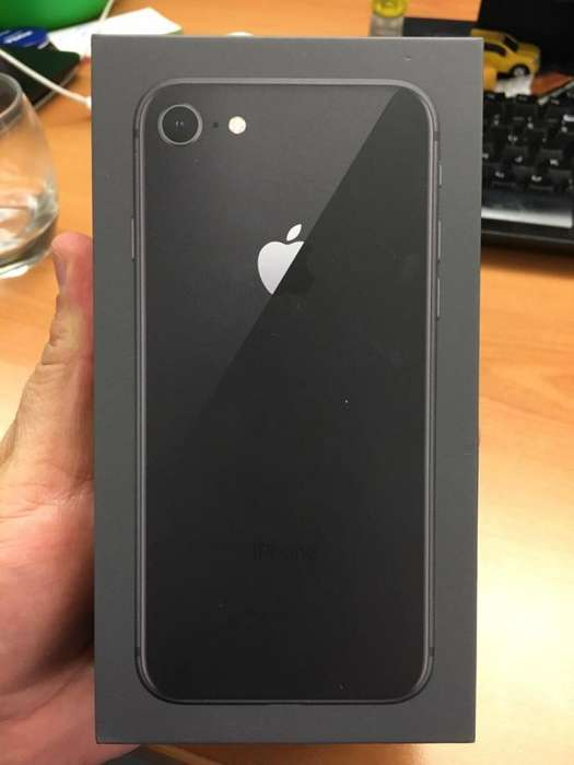 Vendo iPhone 8 liberado