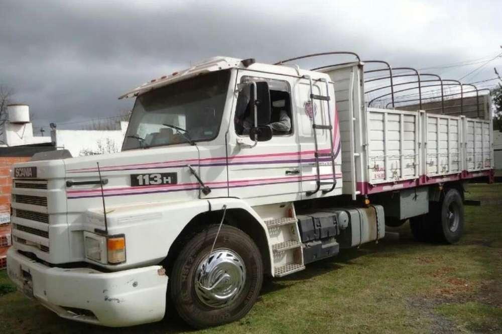 Scania 113h Carrozado