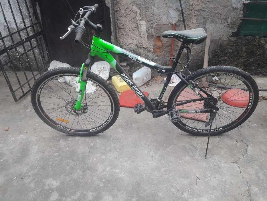 Vendo Bici Caloi