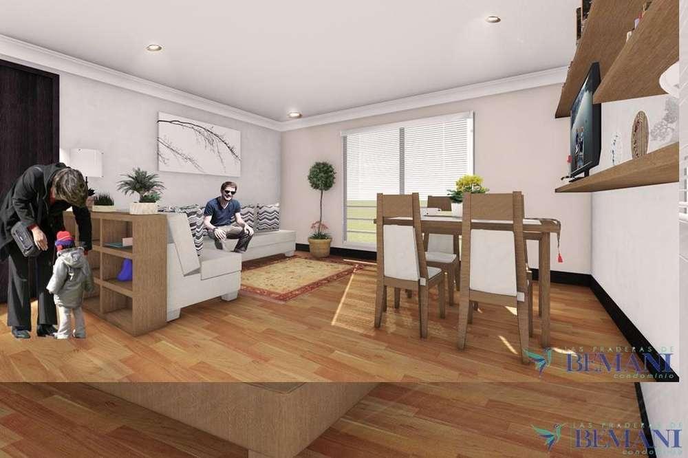 Departamento en Venta Condominio con Areas Deportivas Ubicado en Cuenca Praderas de Bemani