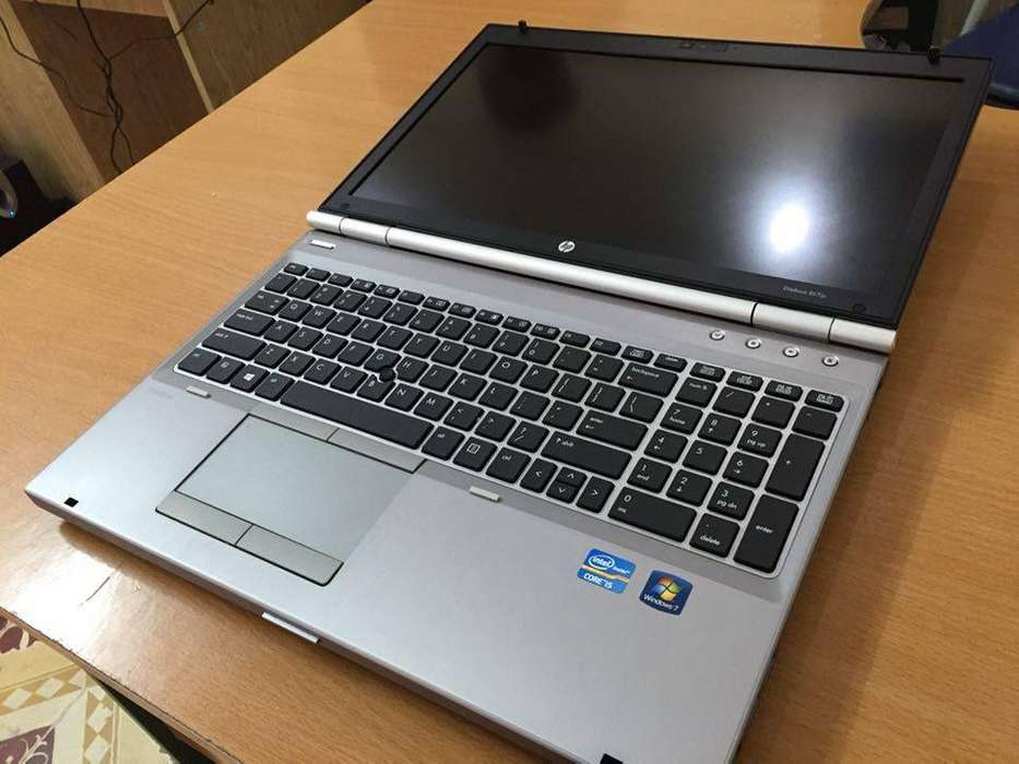 hp empresarial 8570p core i7 vpro 3.6ghz 1gb video ddr5 8gb ,no core i5