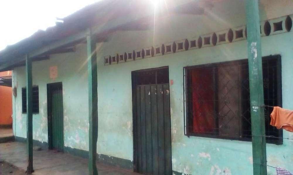 Se Vende Casa Lote en Puerto Carreño