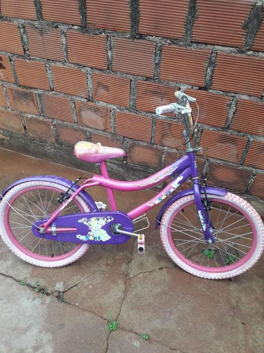 Bicicleta de Nina