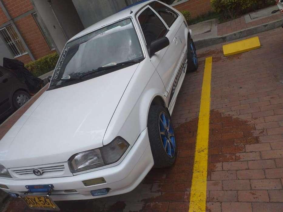 Mazda 323 1994 - 198141 km