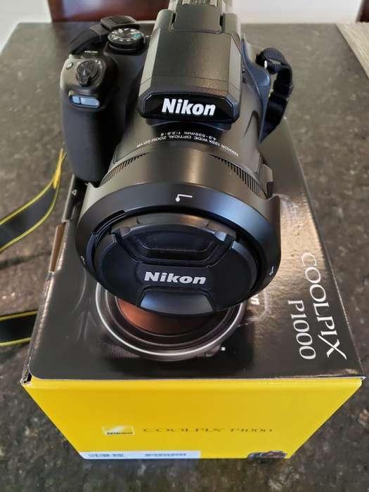 Nikon Coolpix P1000 3000 Milímetros Zoom
