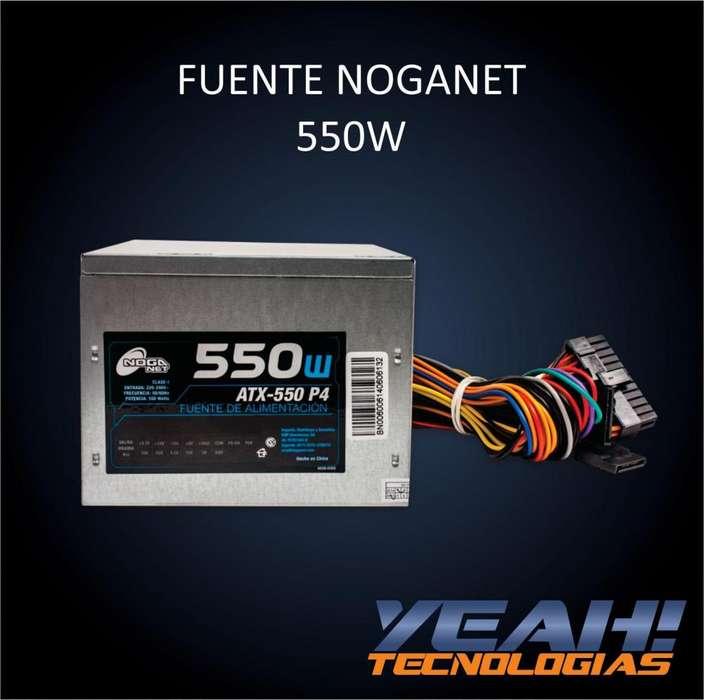 FUENTE NOGANET 550W