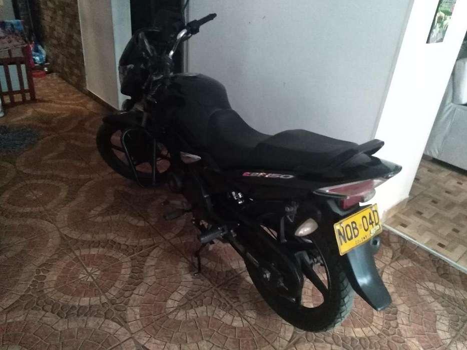 Vendo O Permuto Moto Honda Cbf 150 Model