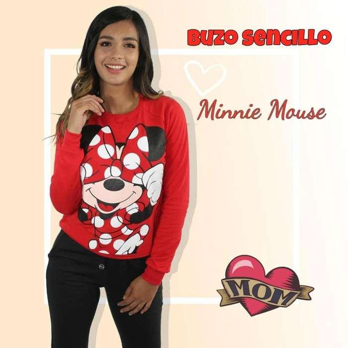 Buzo deportivo Minnie Mouse
