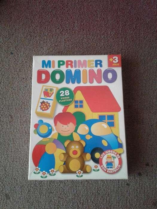juegos domino, memotest y domino animales