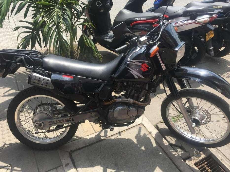 Suzuki Dr 200 2007 Soat Y Tecno Junio 20