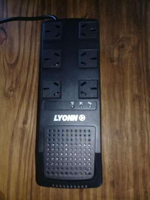 Vendo Estabilizador Lionn 1200va