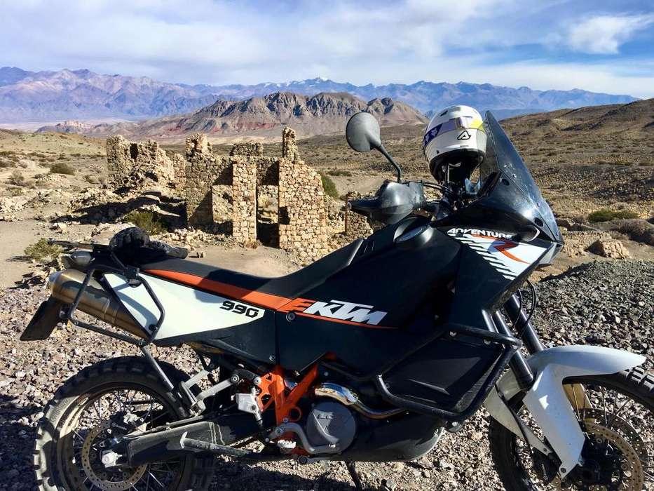 Cambio KTM 990 r por gs1200