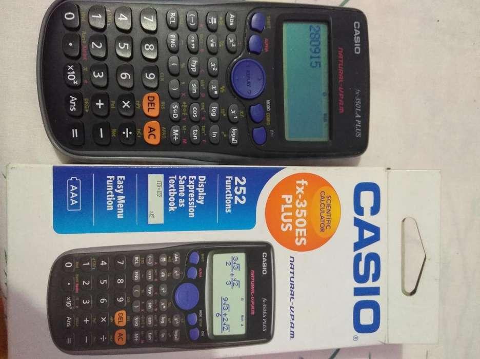 <strong>calculadora</strong> Científica Casio