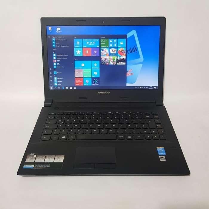 Lenovo B40-80 CORE i5 5taG – 4 GB RAM – 319 USD.