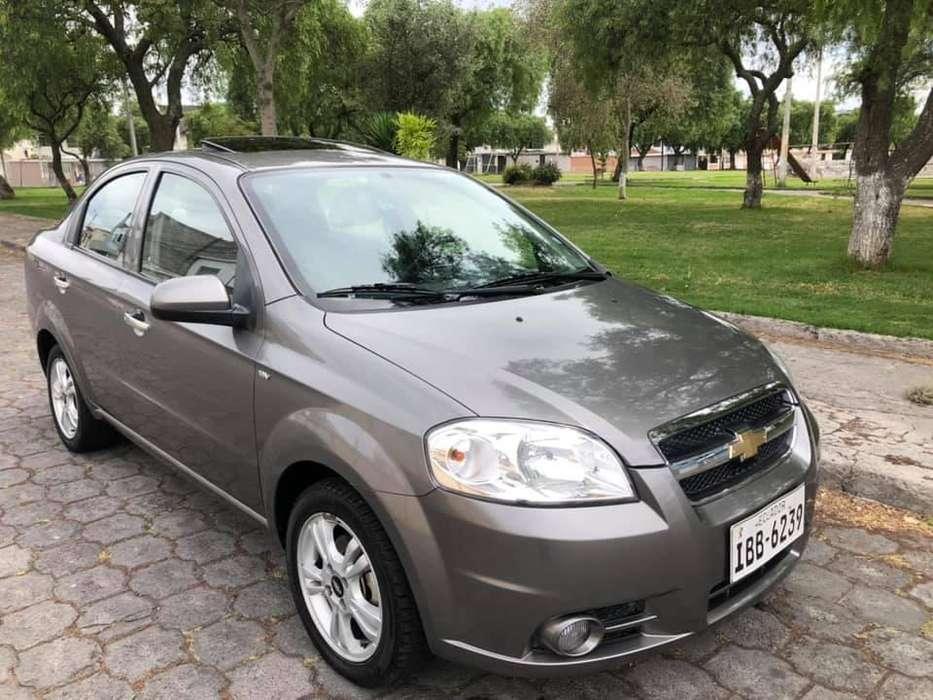 Chevrolet Aveo 2013 - 17000 km