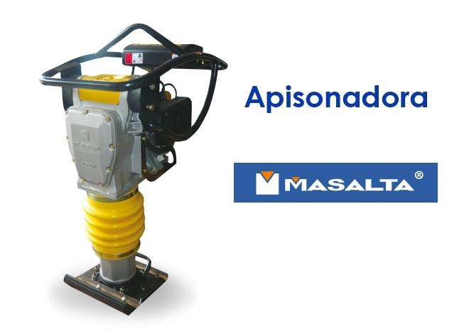MASALTA Apisonadora 4.0HP ROBIN MR75R
