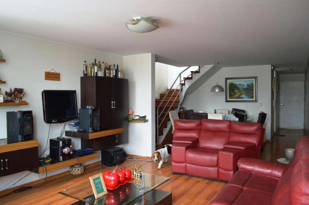 Vendo Moderno Duplex 190 m² Excelente Distribucion! 3 Dorm Av Morro Solar CHACARILLA - Surco