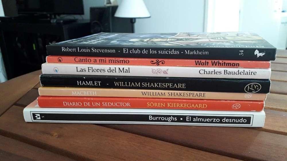 Libros Nuevos Varios Títulos