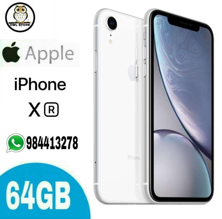 iPhone Xr 64gb a Pedido