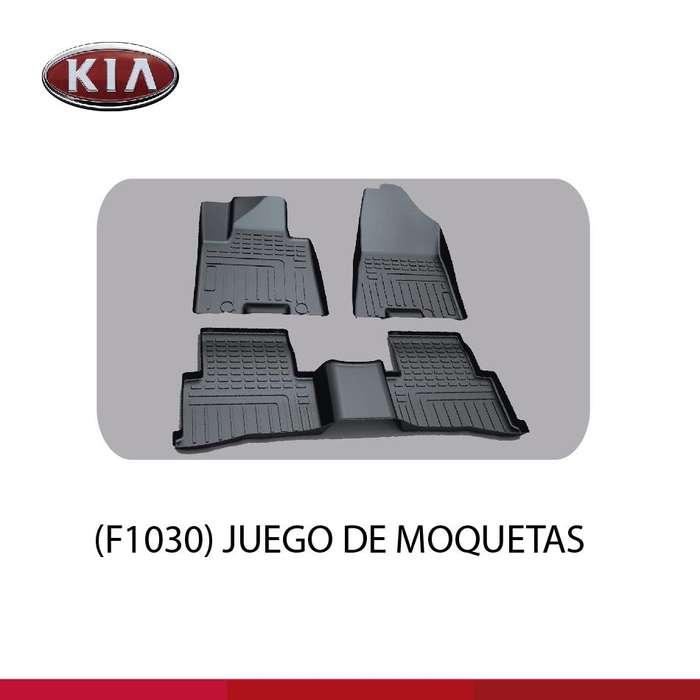 JUEGO DE MOQUETA KIA SPORTAGE XLINE