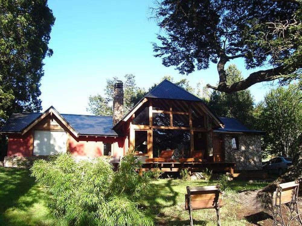 kz09 - Cabaña para 2 a 6 personas en San Carlos De Bariloche