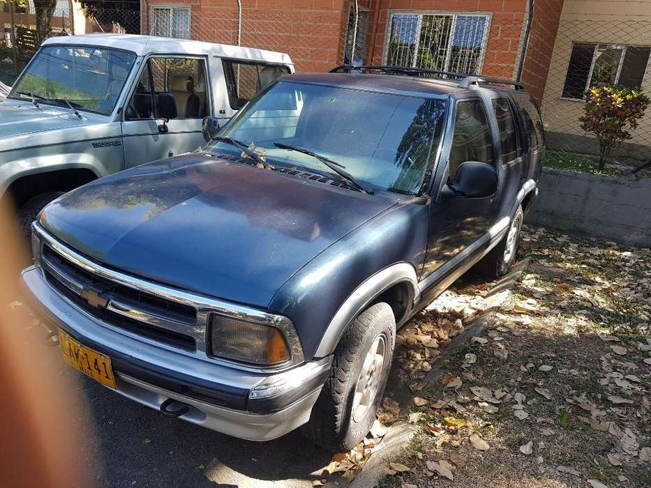 Chevrolet Mini Blazer 1995 - 100 km