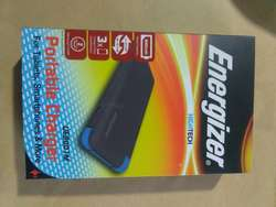 Cargador Energizer Ue8001m