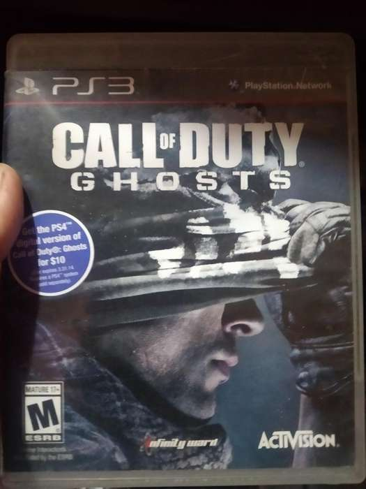 Call Of Duty Ghosts Play Ps3