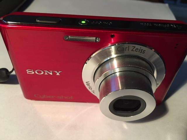 CAMARA DIGITAL SONY DSCW330 14Mp