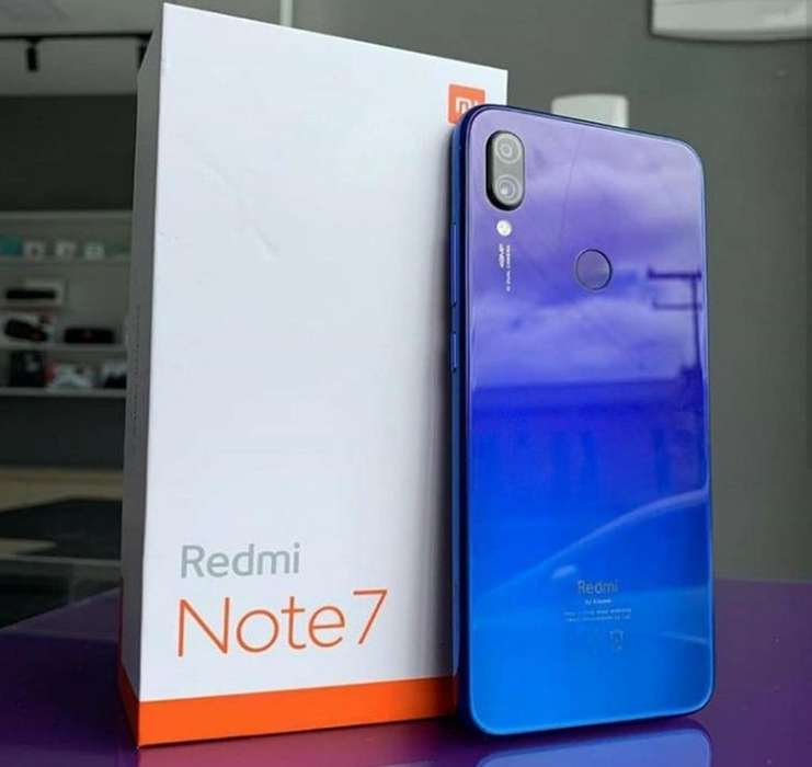 Vendo Redmi Note 7 - 128gb